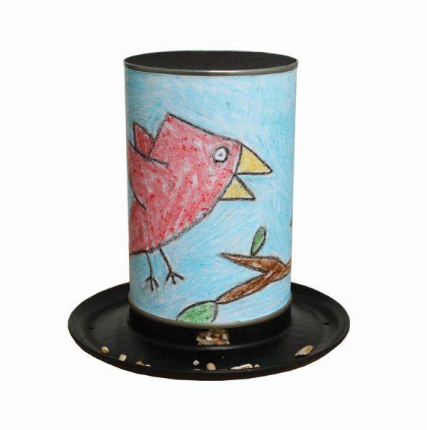 Bird feeder - make your own!
